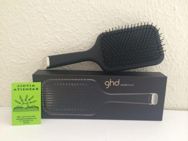 Cepillo Paddel Negro GHD