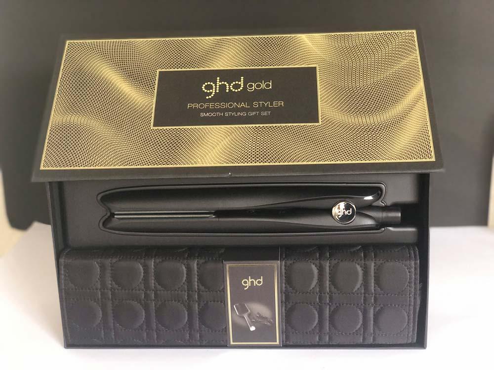 GHD Gold Gift Set | Peluquería Cintia Atienzar