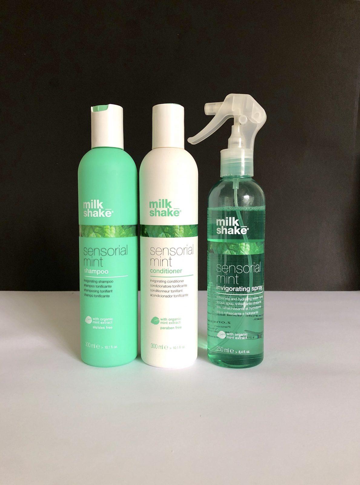 milk shake mint z.one | Producto de peluquería
