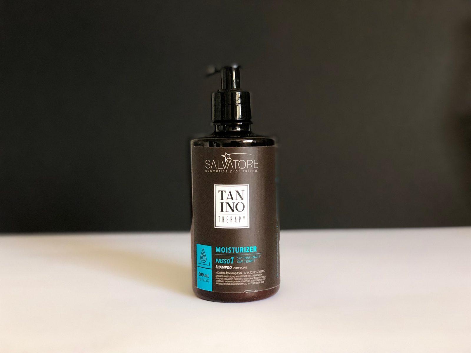 moisturizer champú tanino therapy
