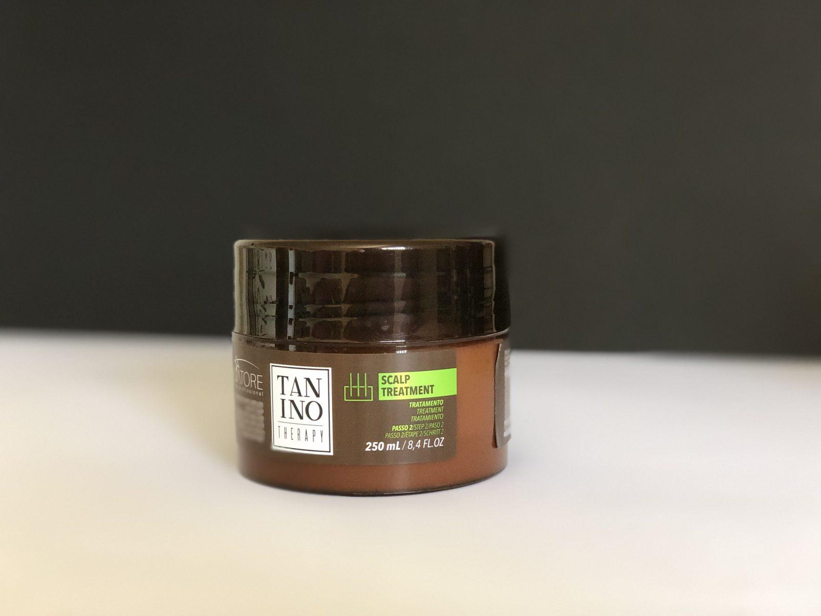 Scalp treatment mascarilla Tanino Therapy