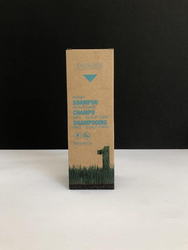 champú scalp care biokera