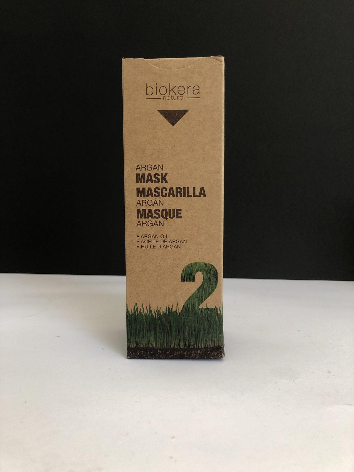 mascarilla argán biokera