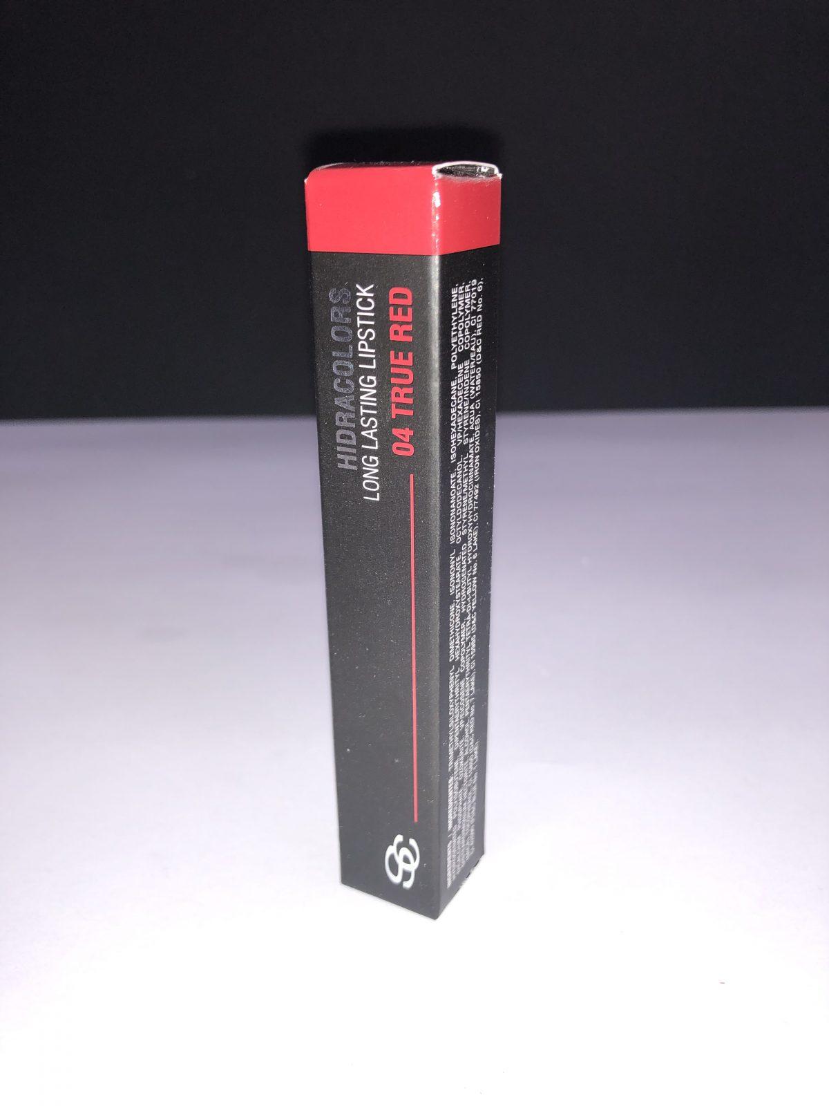 Long Lasting Lipstick True Red | Peluquería Cintia Atienzar