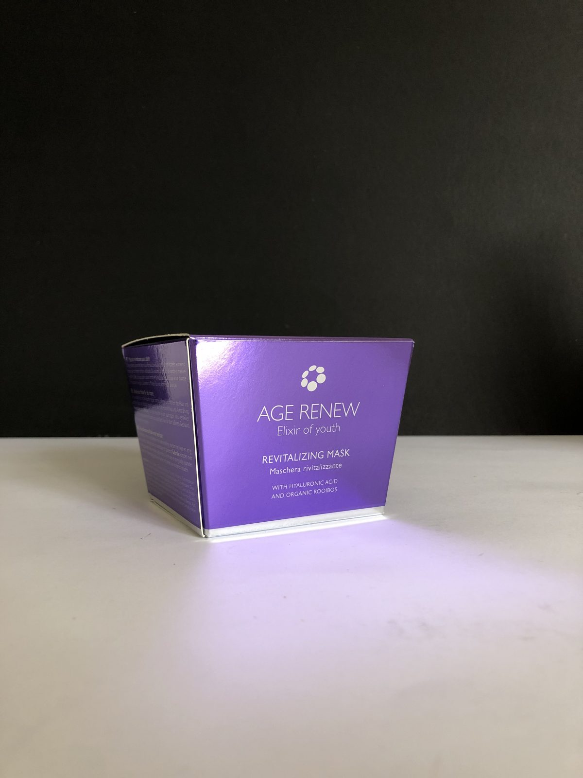 Age Renew Revitalizing Mask