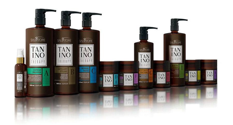 Productos Tanino Therapy Salvatore Cosmetics | Cintia Atienzar