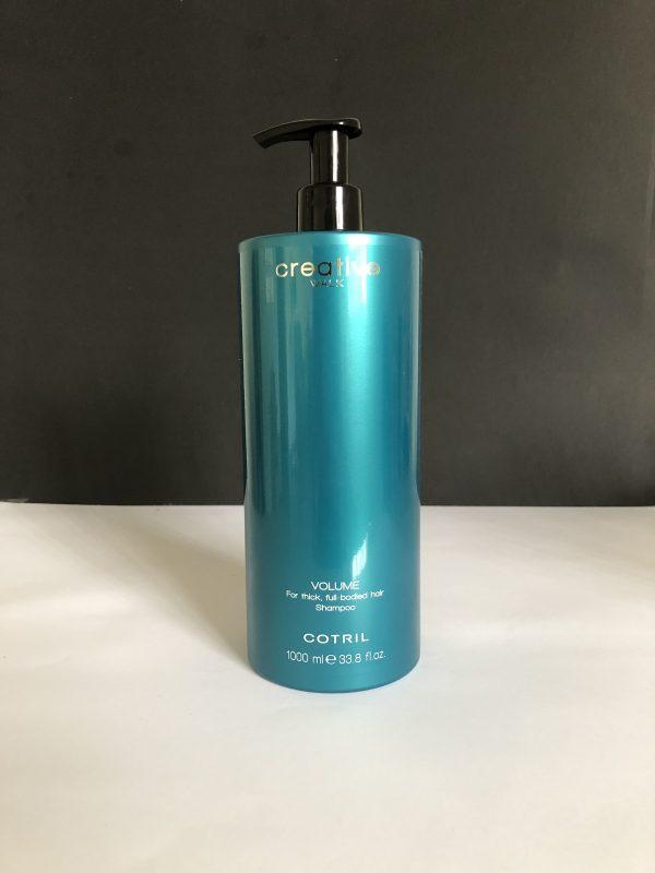creative walk volume shampoo