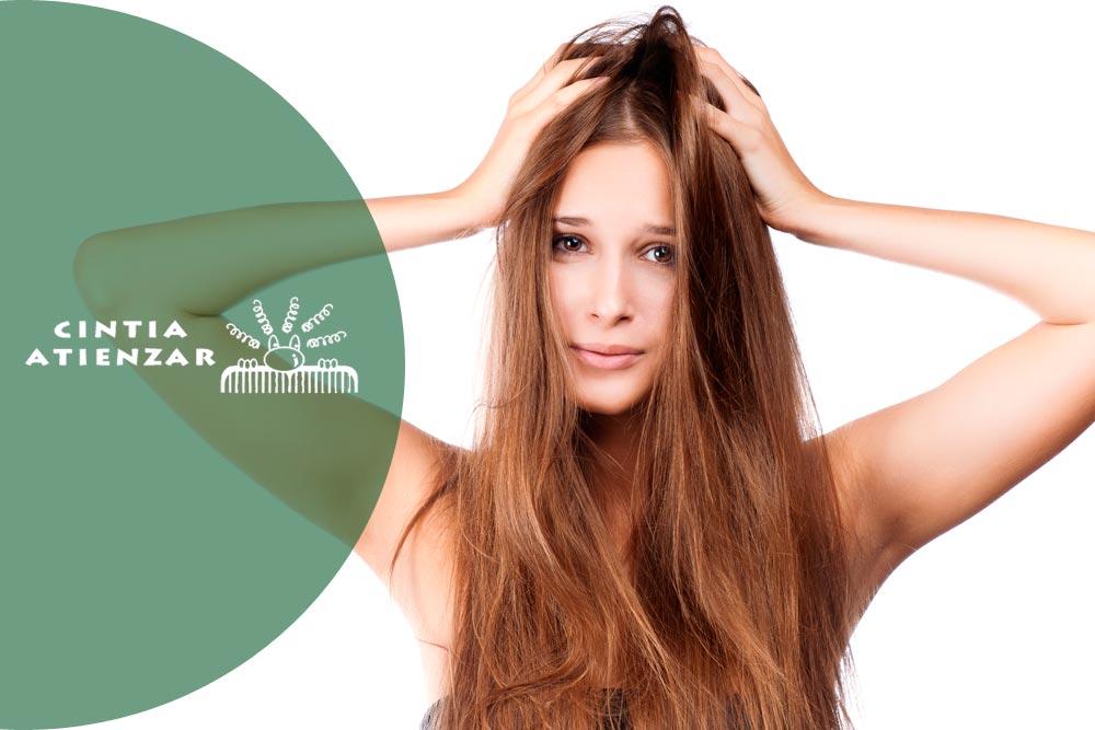 Cuidados del cabello dañado | Peluquería Cintia Atienzar