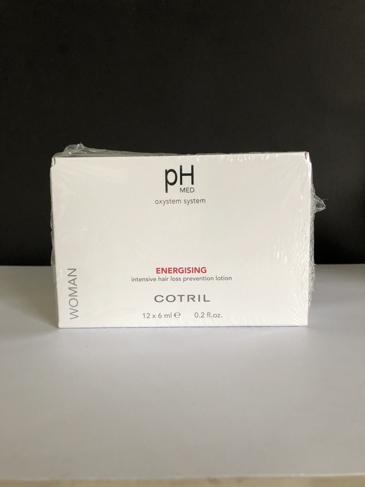 PH Med Energising Lotion Woman Cotril