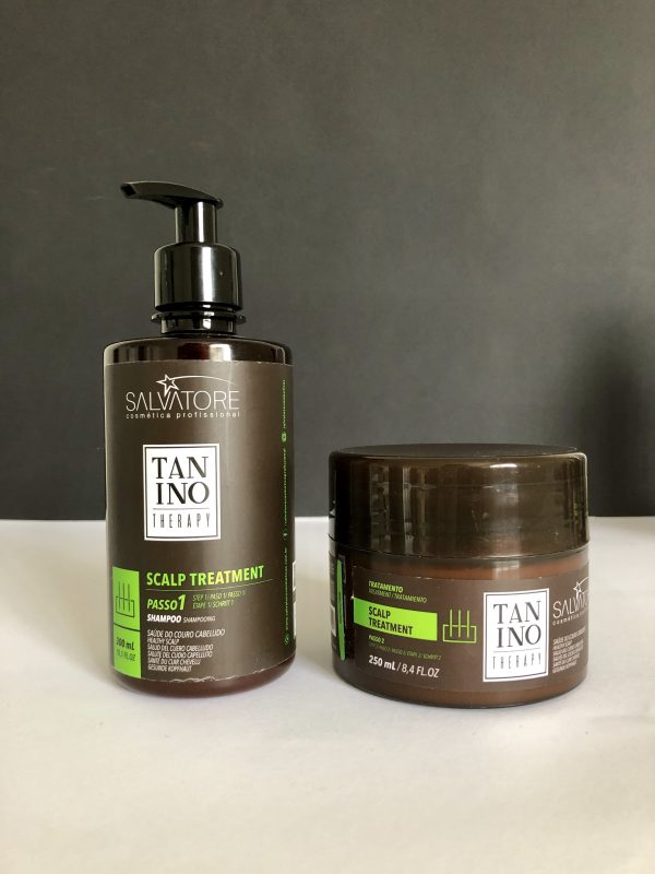 Pack Scalp Treatment Tanino Therapy