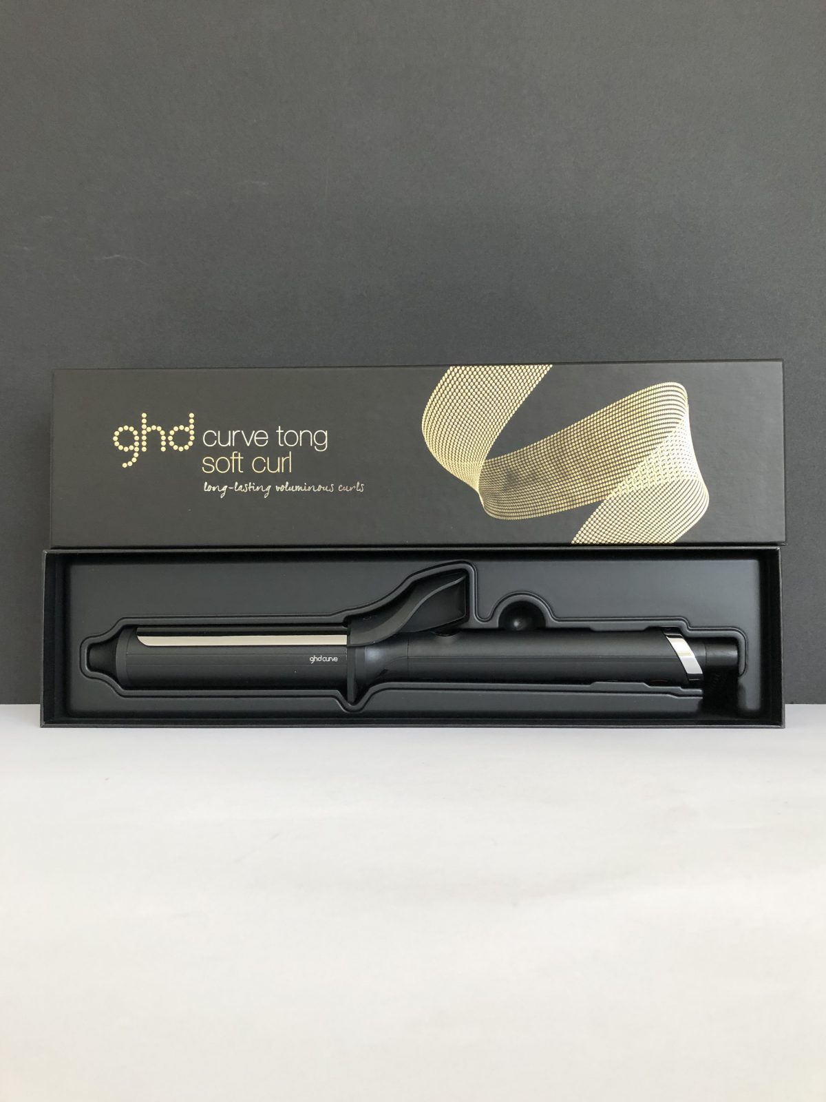 ghd curve soft curl