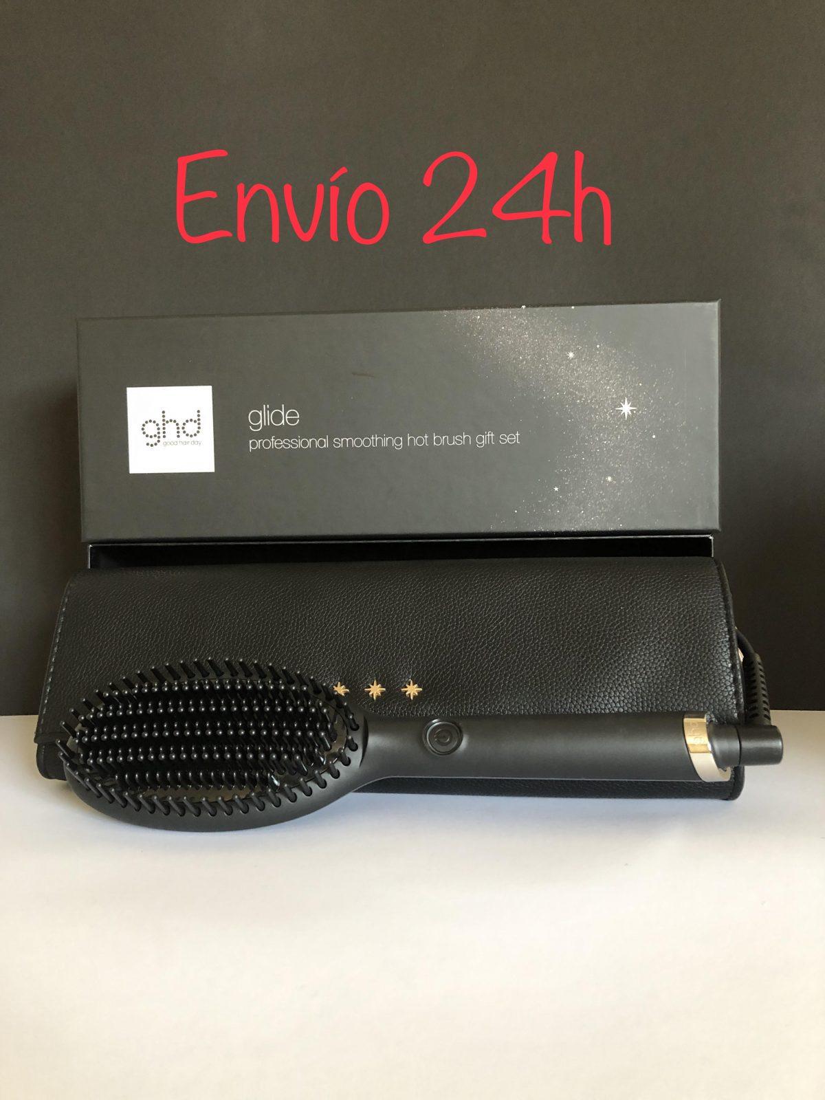 Cepillo eléctrico ghd glide con estuche