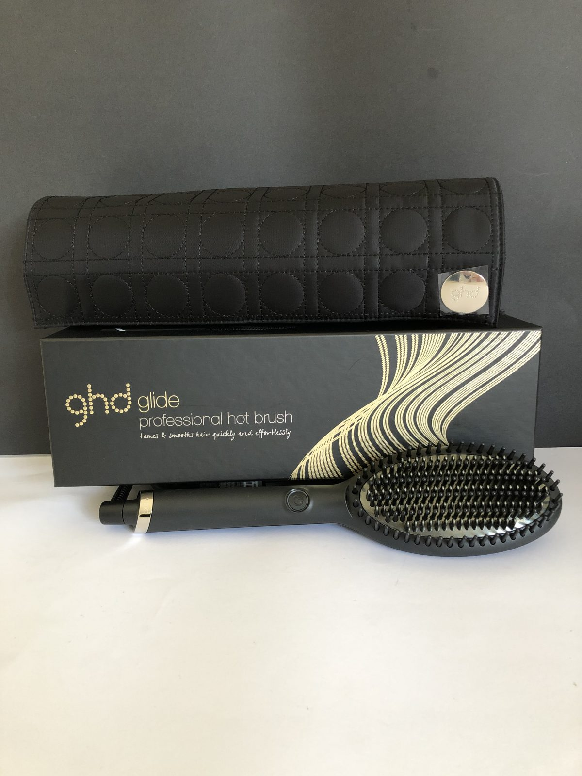 Pack Cepillo Eléctrico GHD Glide