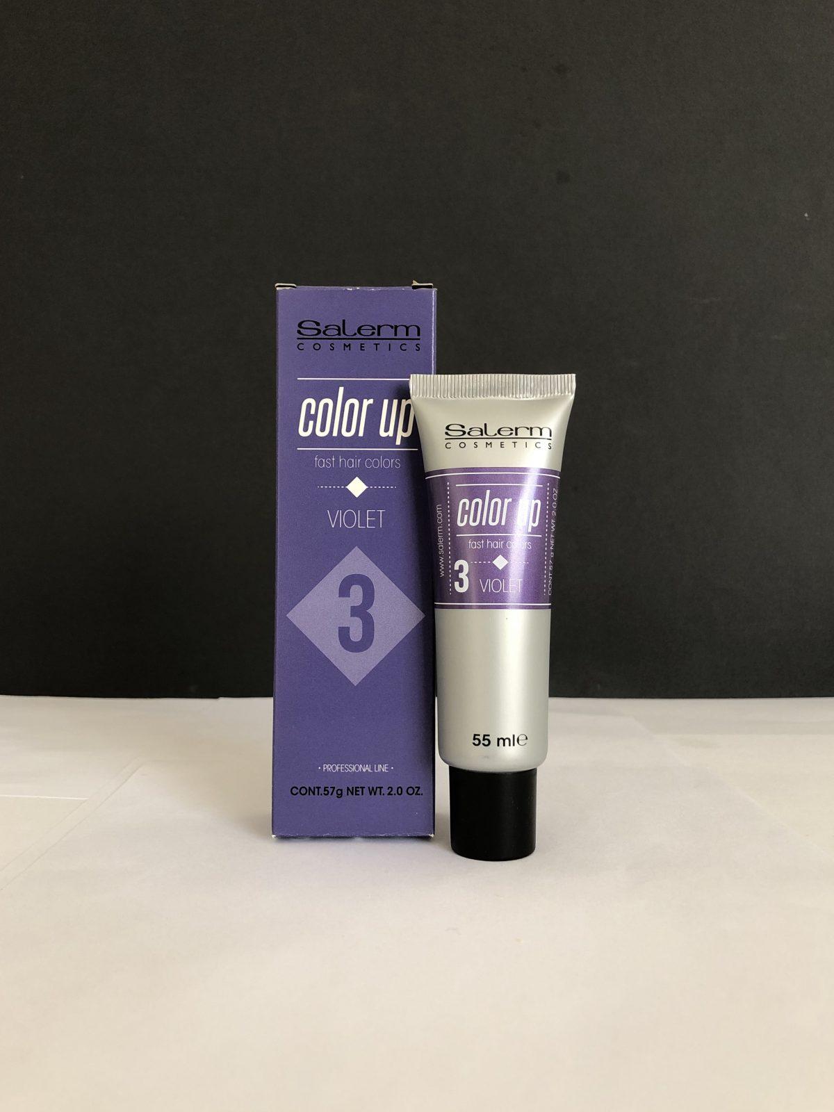 Color UP Salerm 3 Violet
