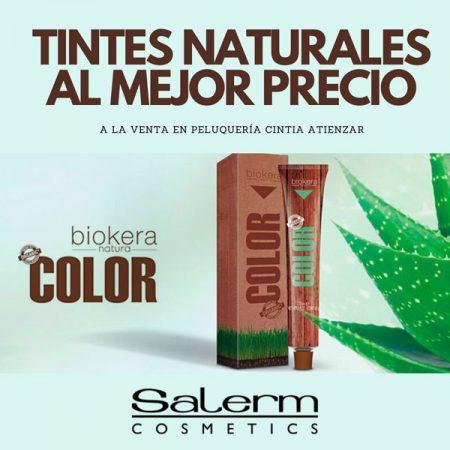 Biokera Natura Color | Tintes naturales al mejor precio en Cintia Atienzar