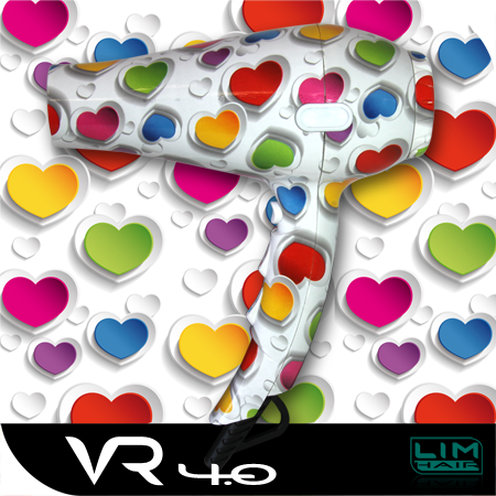 Secador VR 4.0 Coraçao 2000w
