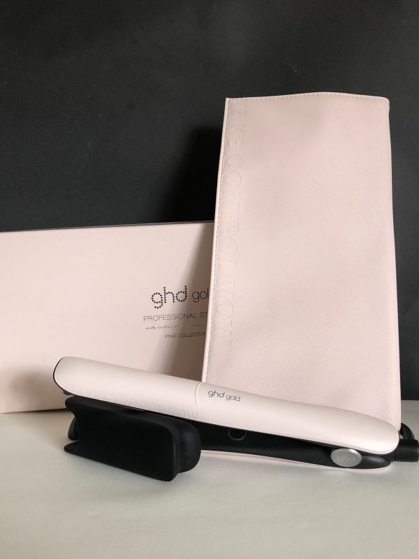 Plancha GHD Gold Take Control Now