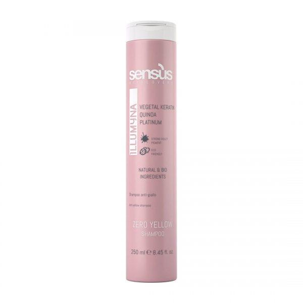 Zero Yellow Shampoo Sensus