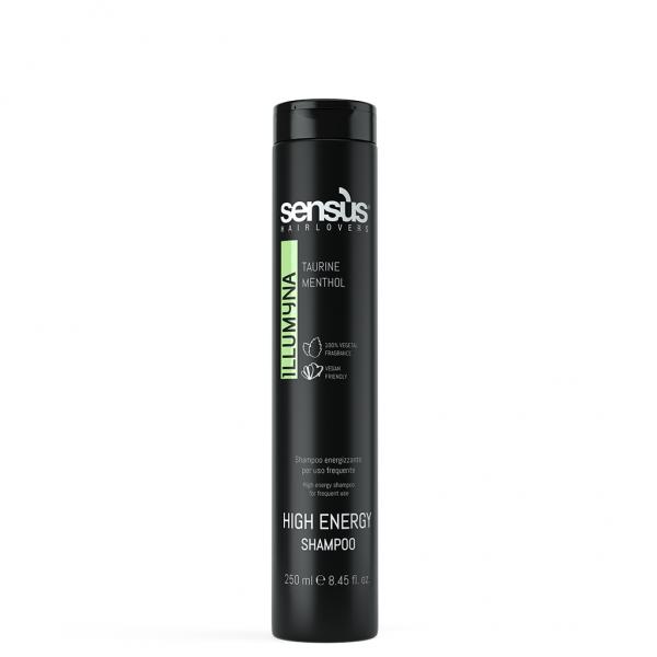 High Energy Shampoo Sen.sùs