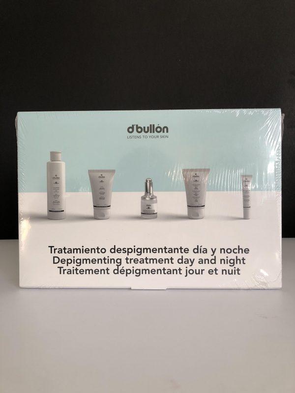 Kit Tratamiento Despigmentante bullon
