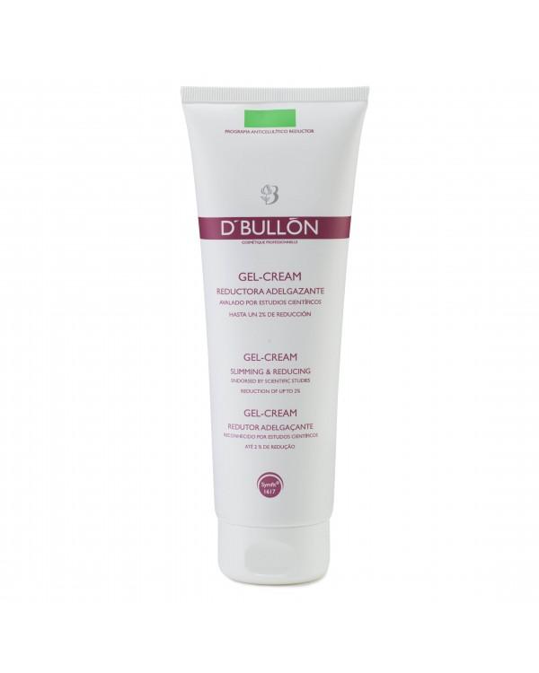 Gel-Cream reductora adelgazante Bullón