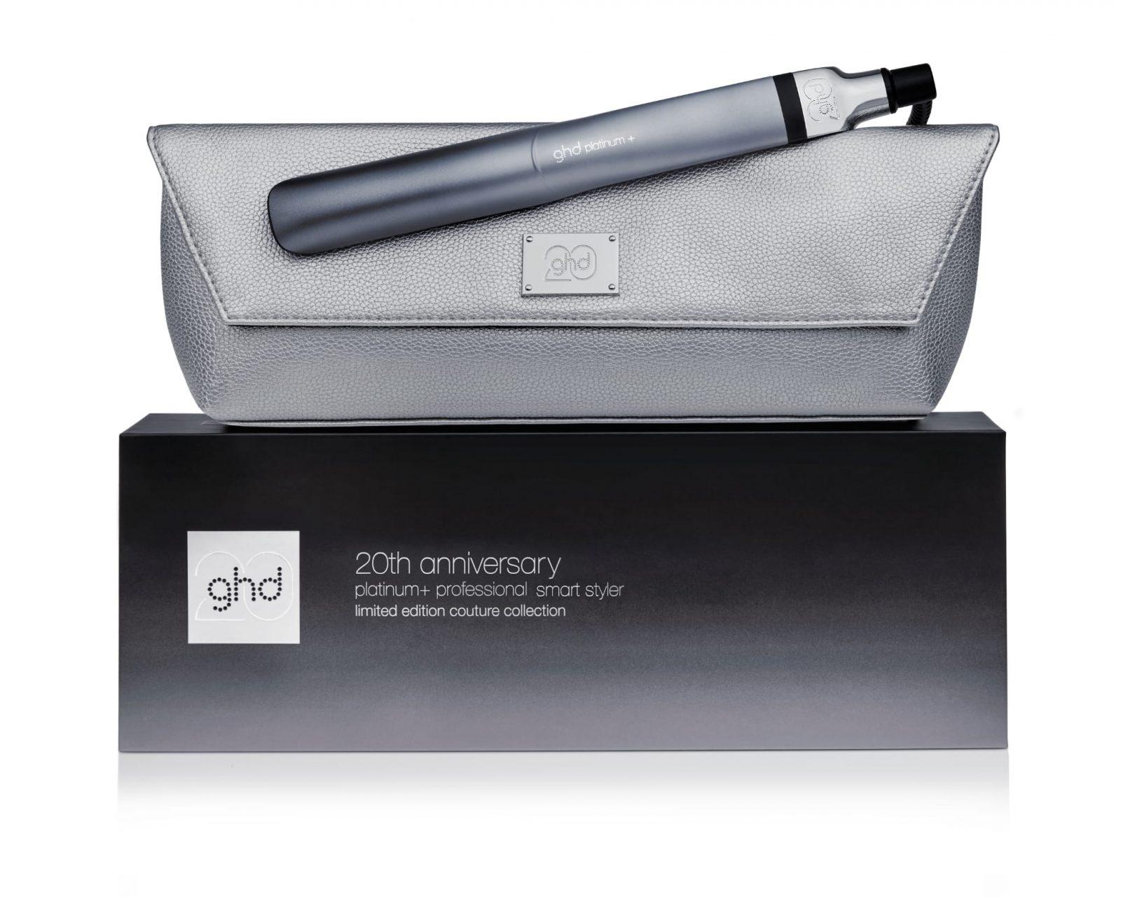 Plancha de pelo GHD Platinum+ couture collection